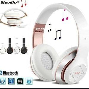 6S bluetooth headphones wireless heavy bass turbin